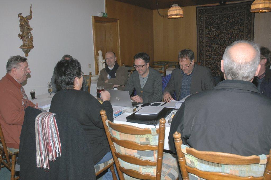 letzte Fraktionssitzung 2016